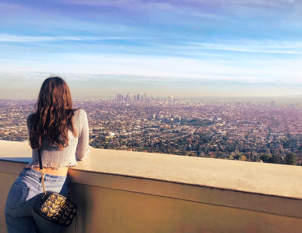 Griffith Observatory, City of Angels