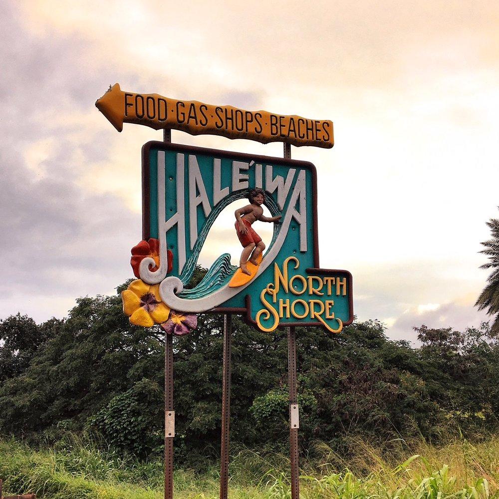 Hale'iwa, North Shore, Hawai'i