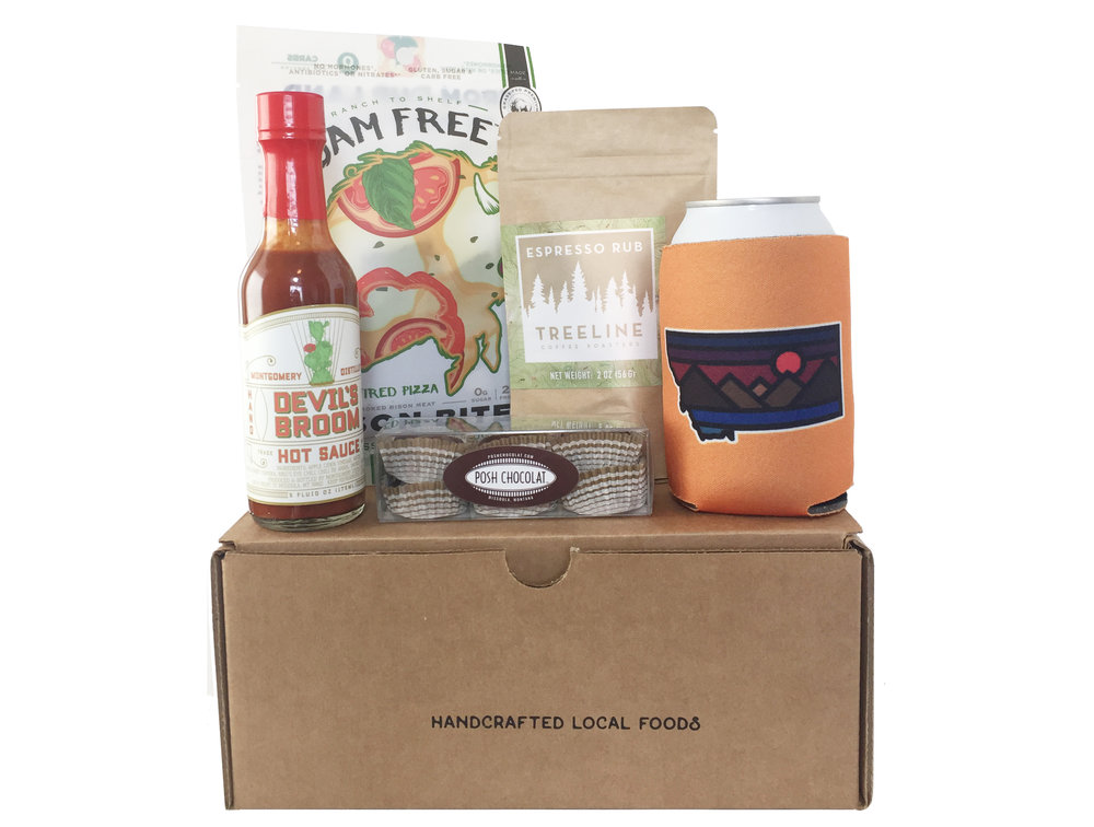 Our Father's Day gift box is the perfect is the perfect companion to your Father's Day BBQ.