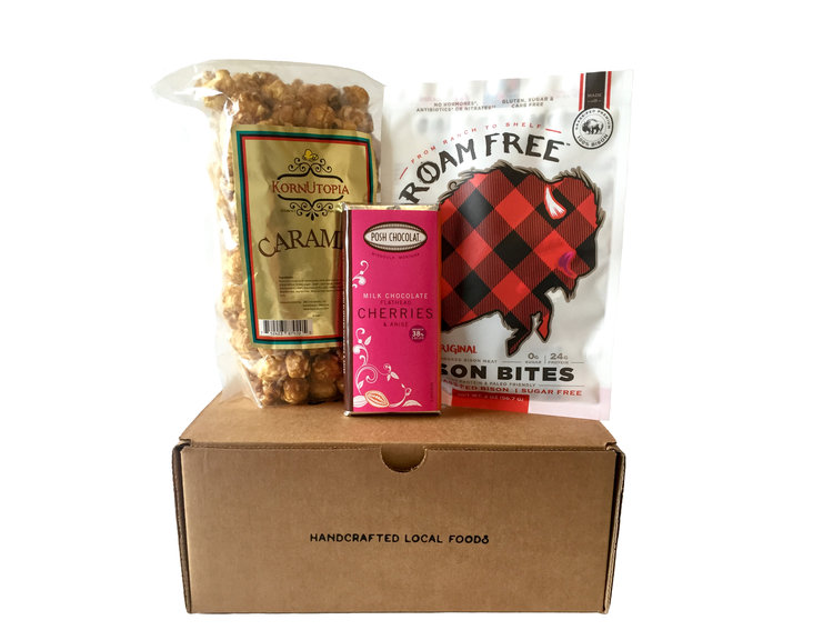 The Mini Montana Snack Pack is the perfect holiday gift for everyone on your list!
