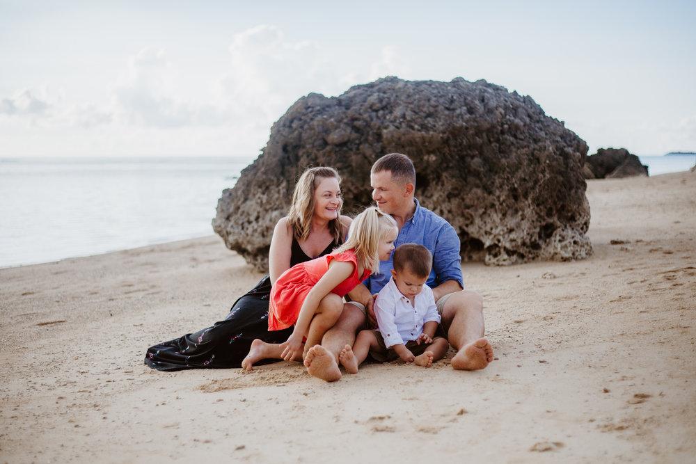 Okinawa Family Photography