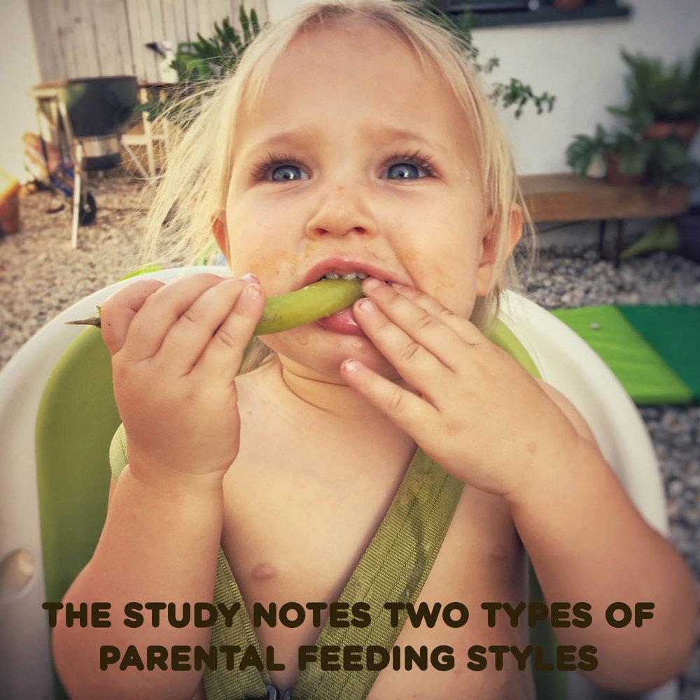 Understanding Parents' Role in Children's Weight