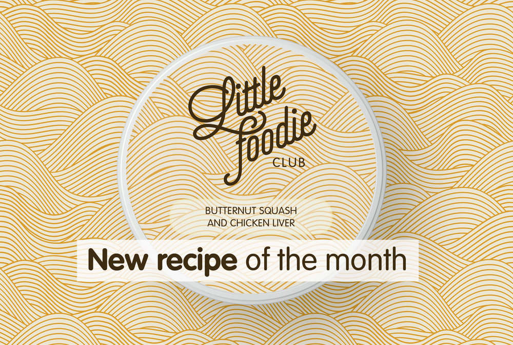 Recipe Of The Month: Butternut Squash & Chicken Livers