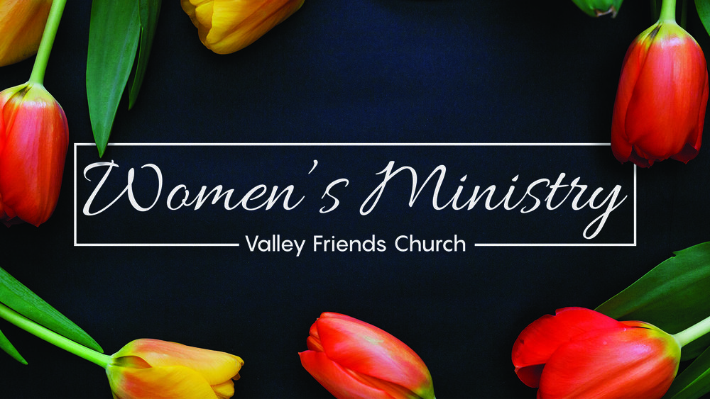 Valley Women is our Women's Ministry, led by women who have a heart to see that all women understand and live into their identity as the Masterpiece that God has created them to be. They do this through weekly Bible Studies and Events throughout the year.  Check out more here...