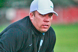 Riley Jensen, QB Coach