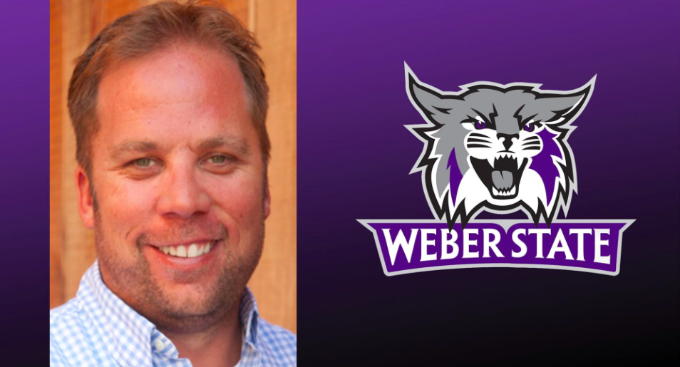Riley Jensen named Mental Performance Coach at Weber State University.