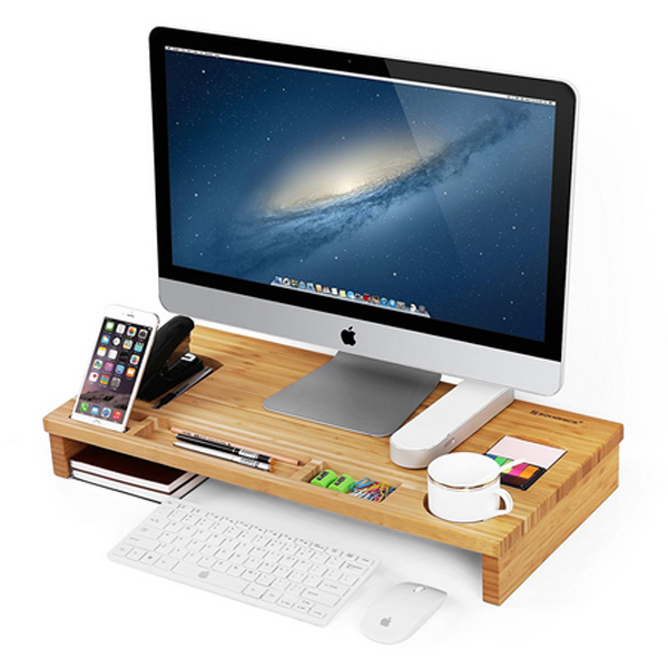 home office computer stand