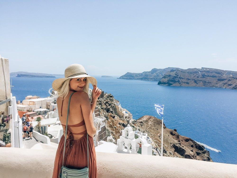 Kessler Ramirez Santorini Greece