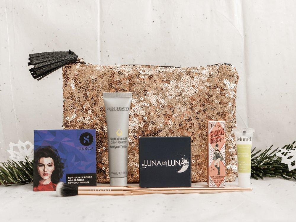 December ipsy glam bag – Kessler Ramirez