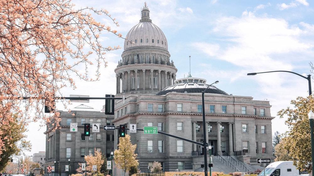Boise Idaho City Hall