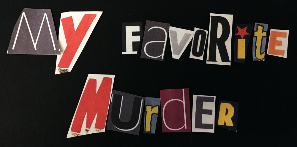 My Favorite Murder logo