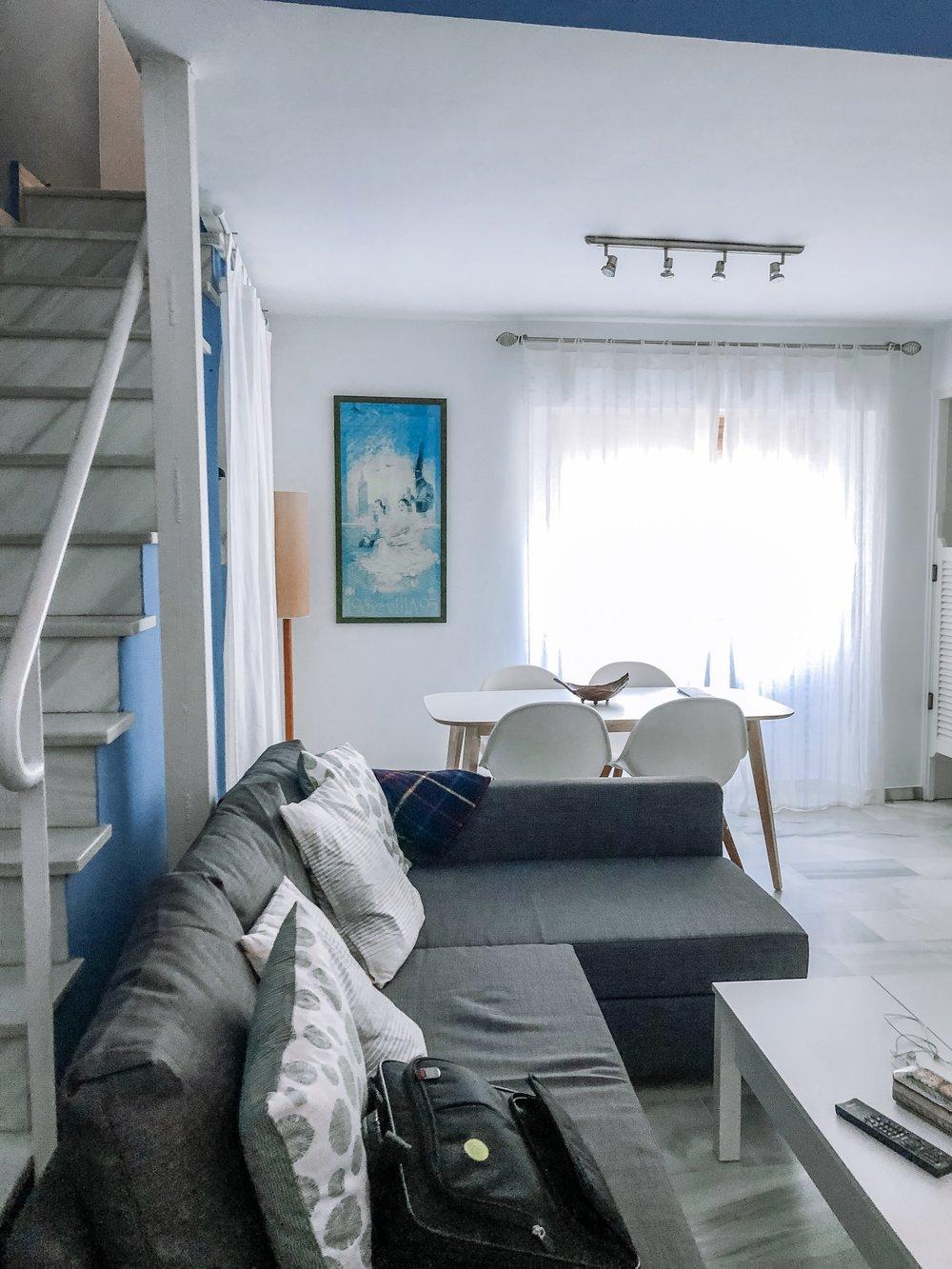Seville, Spain airbnb –Kessler Ramirez