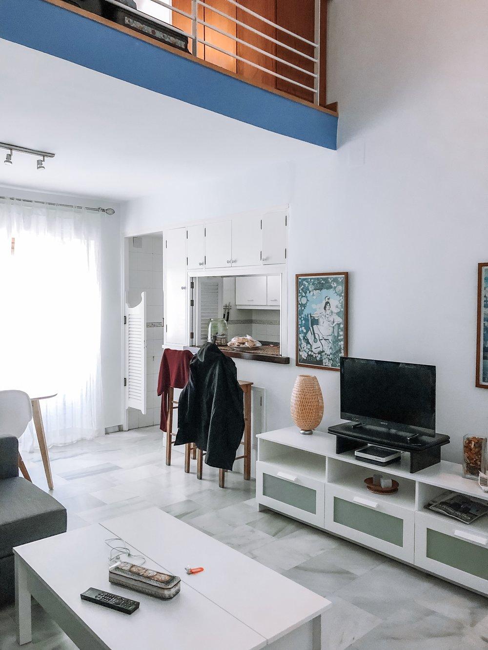 Seville, Spain airbnb – Kessler Ramirez