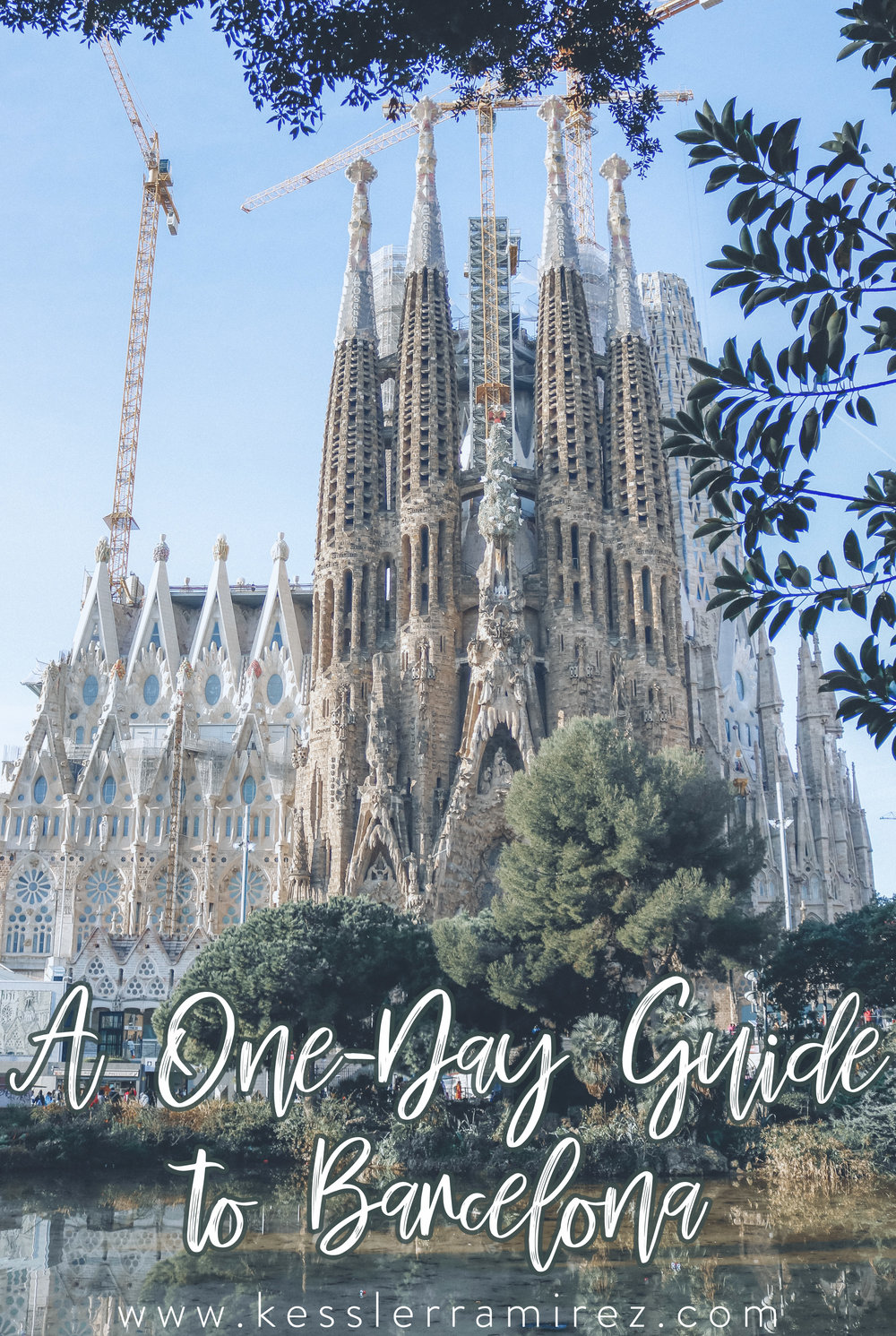 A One-Day Guide to Barcelona