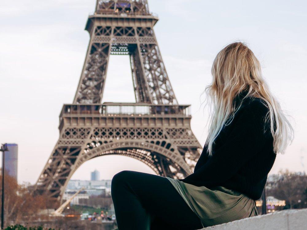 Kessler Ramirez – Paris, France Eiffel Tower