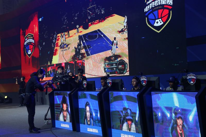 Image of NBA2K League from  Yahoo
