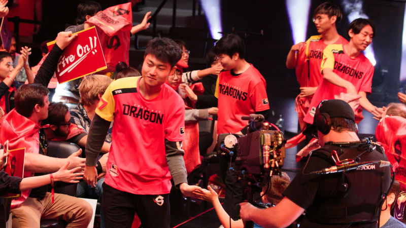 The Shanghai Dragon's were criticized for practicing 15-hours a day during Season 1.