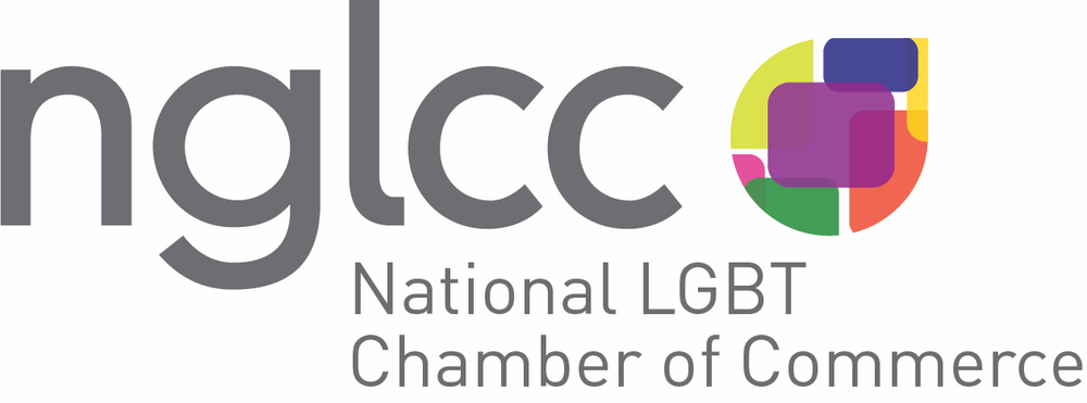 Certified LGBTBE. NGLCC certification #15713