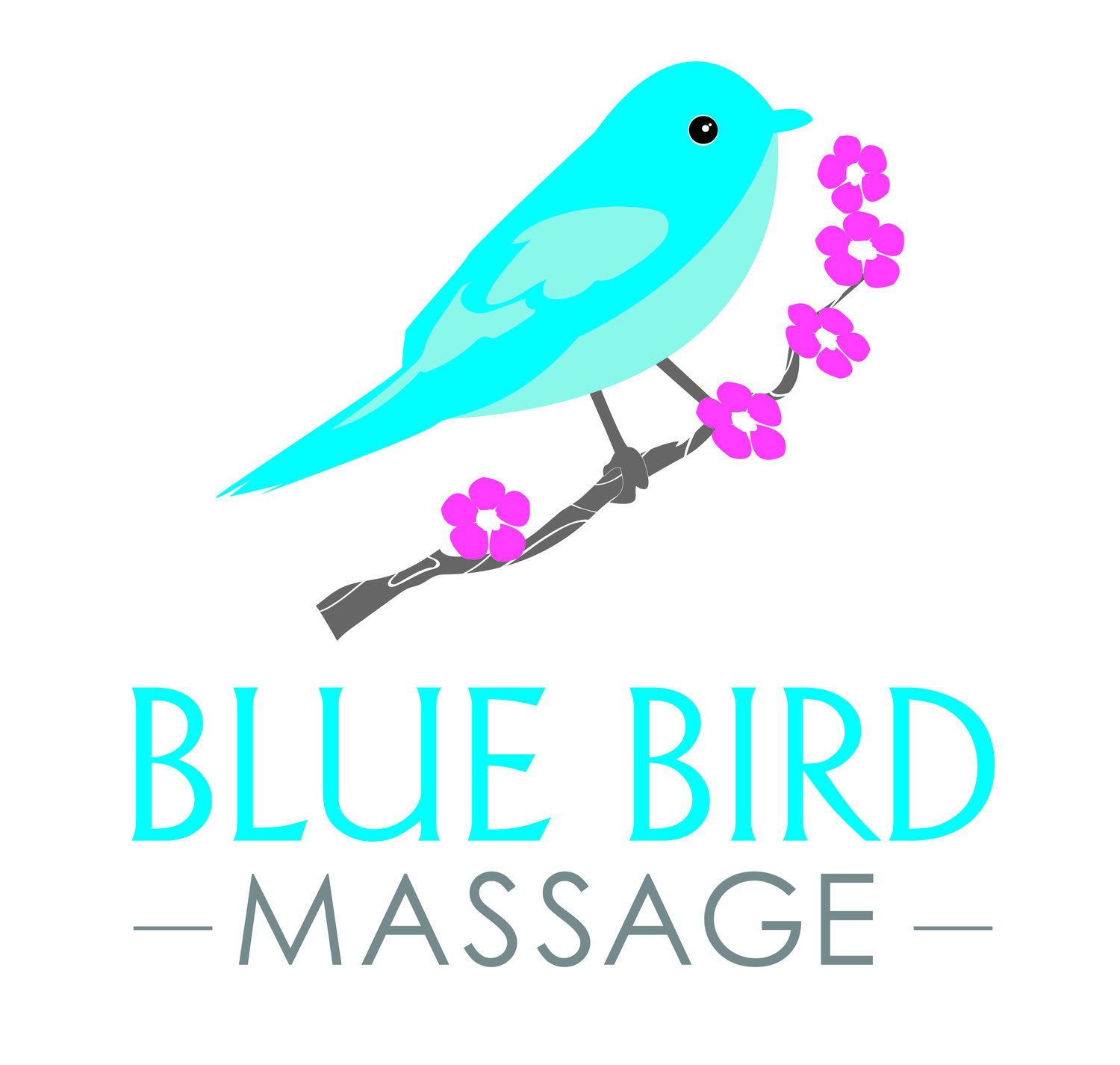 Blue Bird Massage
