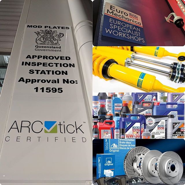 Approvals are done. We are now approved to do Mod plates, safety inspections and Air conditioning. We are also official dealers of ATE brakes, bilstein, H&R and Liqui Moly. Only the best will do!  We are also part of the Euromechanica network. R.W.C $50, Mod Plates from $100, AC service $129. #safetyinspections #modplate #aircon #ATE #bilstein #h&r #liquimoly  #morethanjustacar #euromechanica ☎️0447733230 📧info@btuned.net 🛣 5 Torres crescent, North Lakes