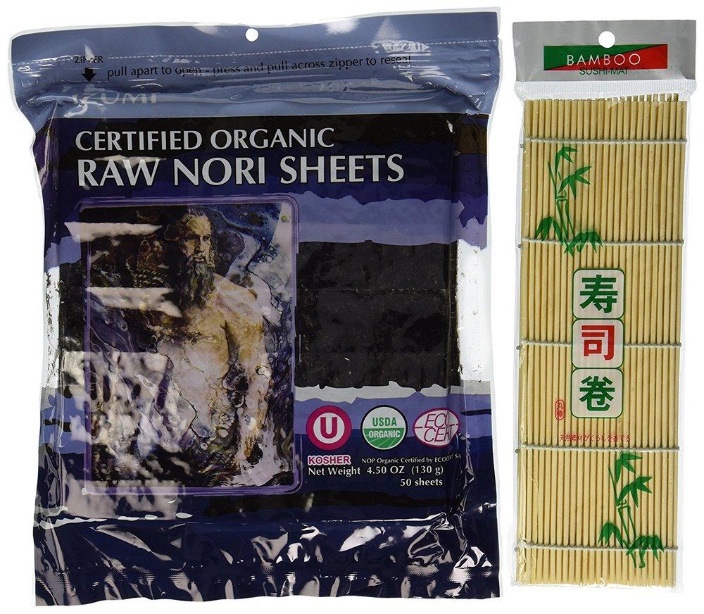 Raw Nori Sheets