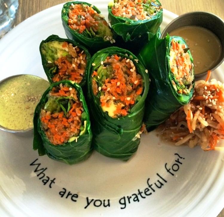 Cafe Gratitude: San Diego, CA