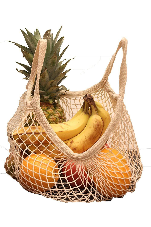 Mesh Fruit Tote