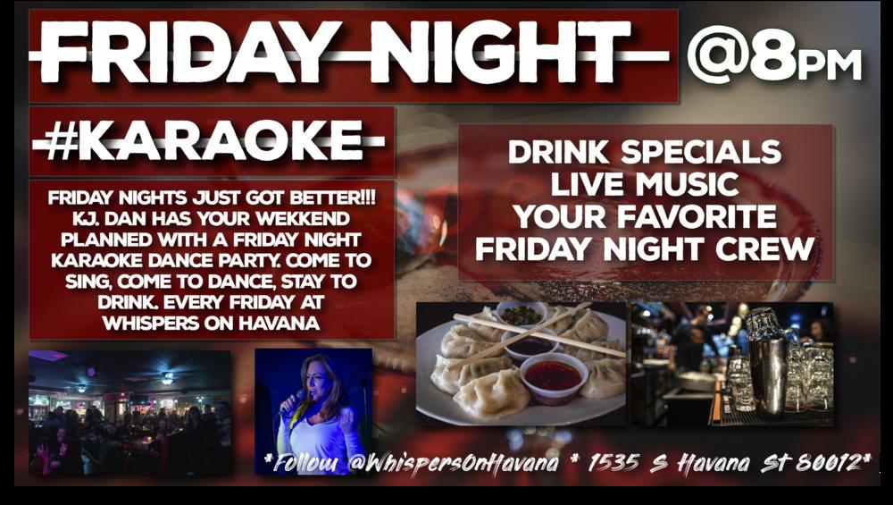 Friday Night KARAOKE NEW2018.png