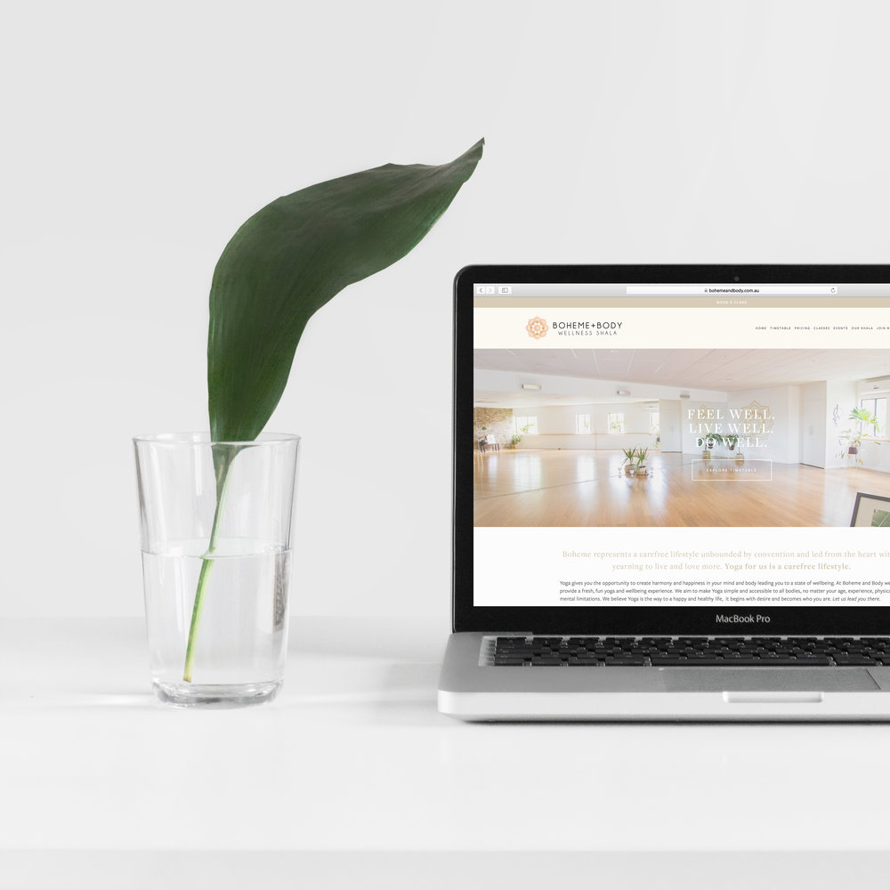 Custom designed Squarespace websites    FIND OUT MORE