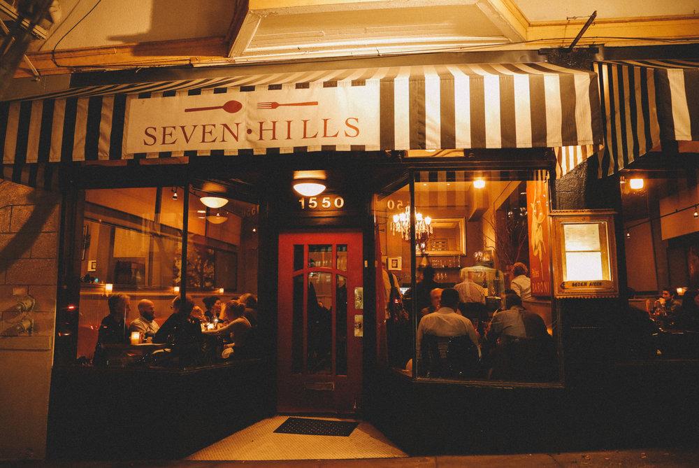 Seven Hills - San Francisco