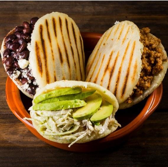 The arepa is an iconic snack in the Latina community, come try them exclusively at @casalatina_uae . . . #UrbanRetrEAT #UrbanRetrEATme #FoodIncubator #YouCANEatWithUs #AbuDhabi #Foodie #UAEblogger #Foodgram #InstaFood #UAE #YasMall #Areapas #YasIsland #Sweet #Dessert #SeaFood #Burgers #Coffee #Dessert #Split #Milkshake #Mojito #Summer #Drinks #Waffles #Foodgram #foodporn