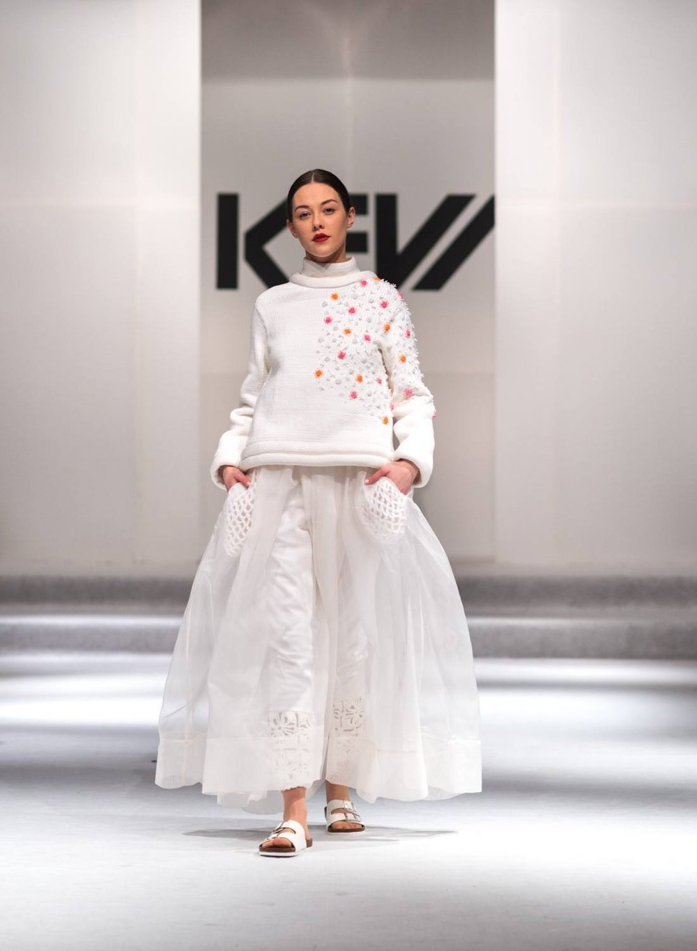 Aishling at KFW. Photo Credit: Pawel Nowak
