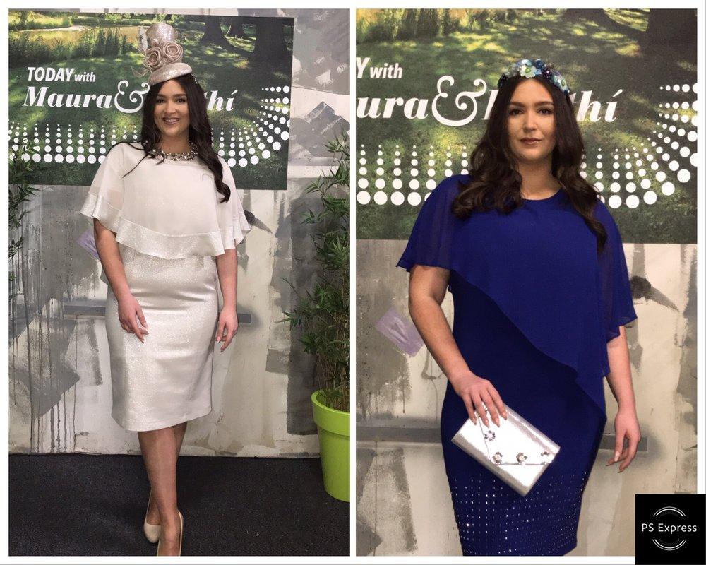 Christine at Upfront Model Management