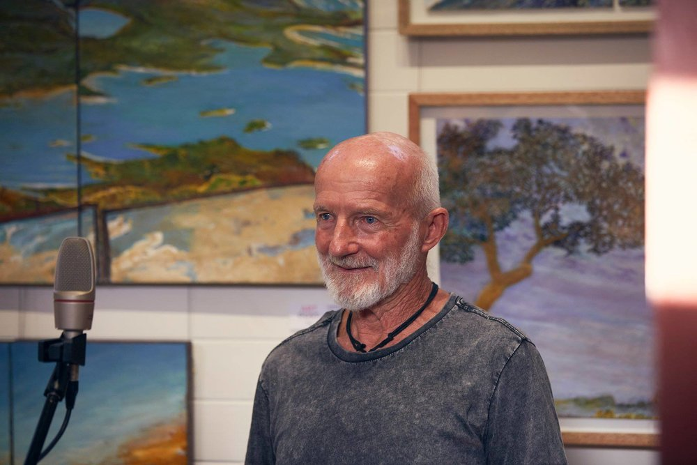 """Dieter Irving - Horizons and Beyond 
