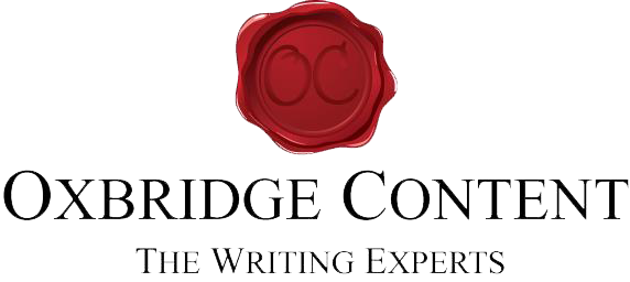Copywriting - Business Plan Writing - Web Page Content - Oxbridge Content - Copywriting and Website Content