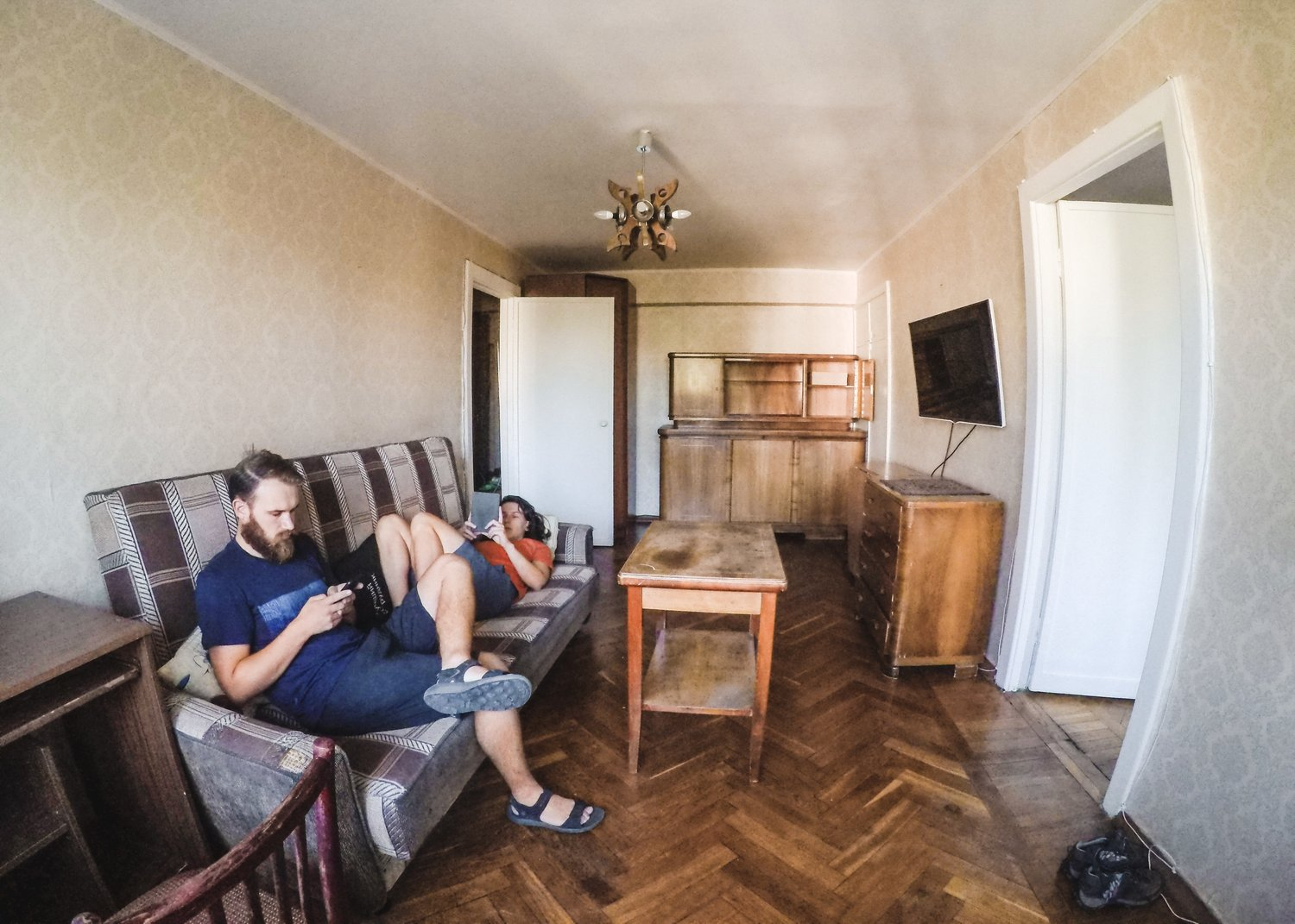 Weeks Eighteen & Nineteen: Our Russian Visa Expired — The