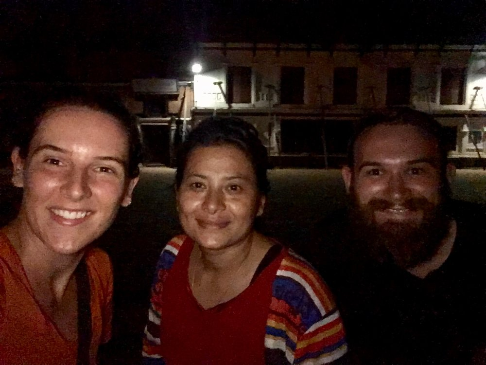 Luck was on our side and our after dark trip went without a hitch. No guards. No tickets. No trouble. Bhaktapur turned out to be quite a large city and it was great to see the old temples and city buildings.