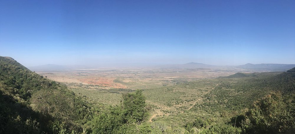 The Rift Valley.