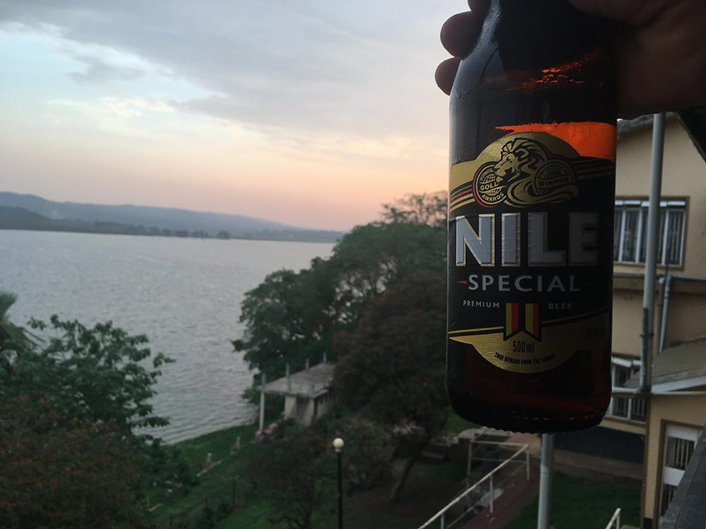 Not having a Nile on the Nile would have been rude.