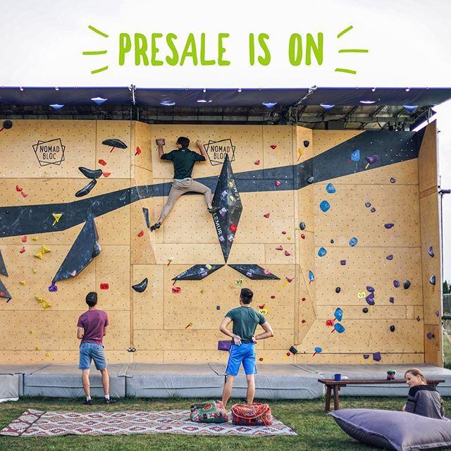 PRESALE is ON!!! Don't miss this opportunity to buy your season membership or other nice packages to enjoy the gym this summer! ☀️Click on link in bio! // PRÉVENTE en cours!!! ✌🏼Ne manquez pas votre chance d'acheter à rabais votre abonnement de saison ou autres cool forfaits pour profiter de l'été avec nous! Cliquez sur le lien dans la bio! Btw awesome shot by 📷 @david_maman #presale #dontmissit #summer #climbing #soon #montreal #outdoors #bouldering #nomadbloc #cantwait #mtlevents #rosemont