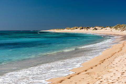 World Heritage Site located in the remote the north west coastal region of Western Australia.