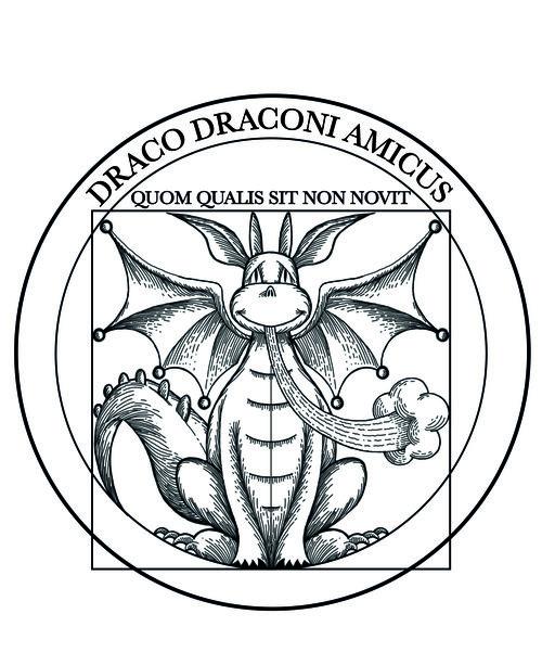 Das ist das Logo der Hochschule.