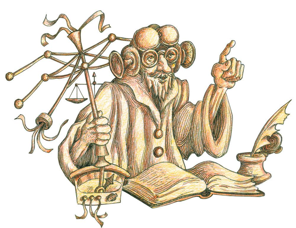 Prof. Ambrosius Ferdinand Sigismund Maria von und zu Drachenfels