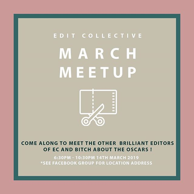 Come and join us Thursday next week for our meet up! Would be lovely to see you all! 💞