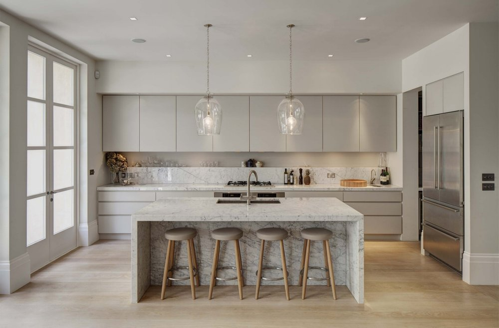 3 Contemporary Kitchen Designs — Bethany Riley