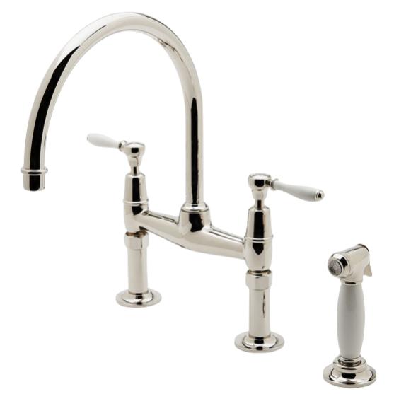 Classic Gooseneck Kitchen Faucet