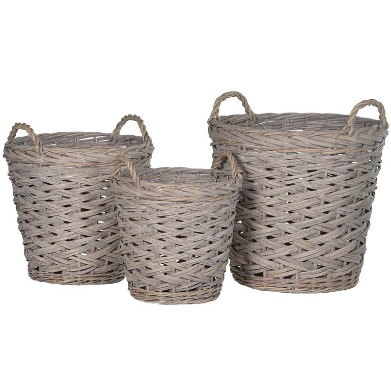 Rustic Willow Baskets