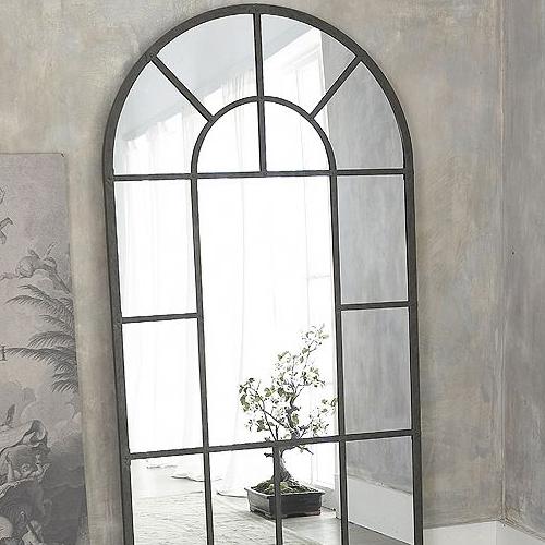 Tall Window Mirror