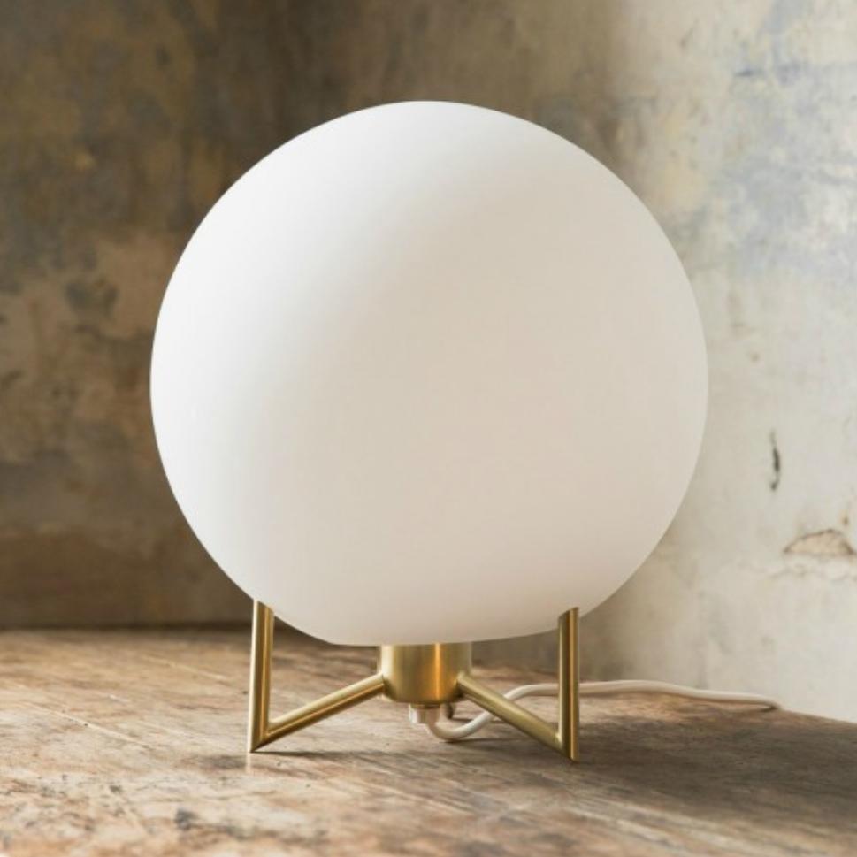 Milan Large Globe Table Lamp