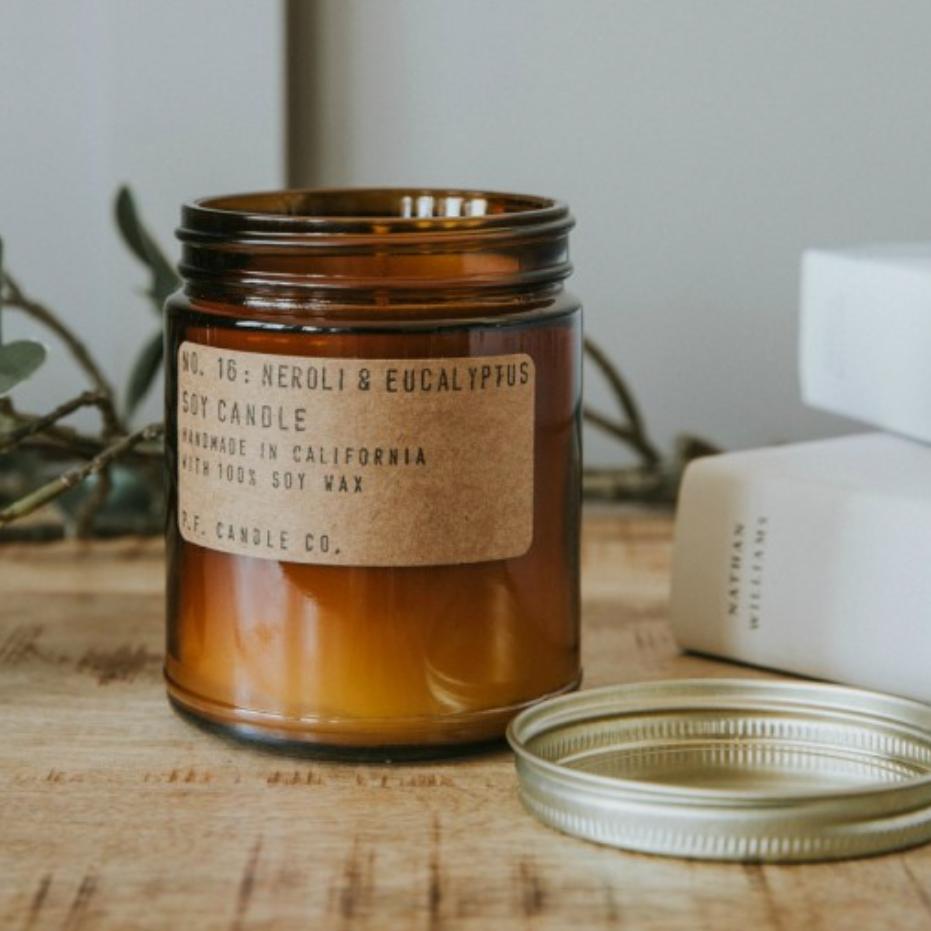 No.16 Neroli & Eucalyptus Soy Candle